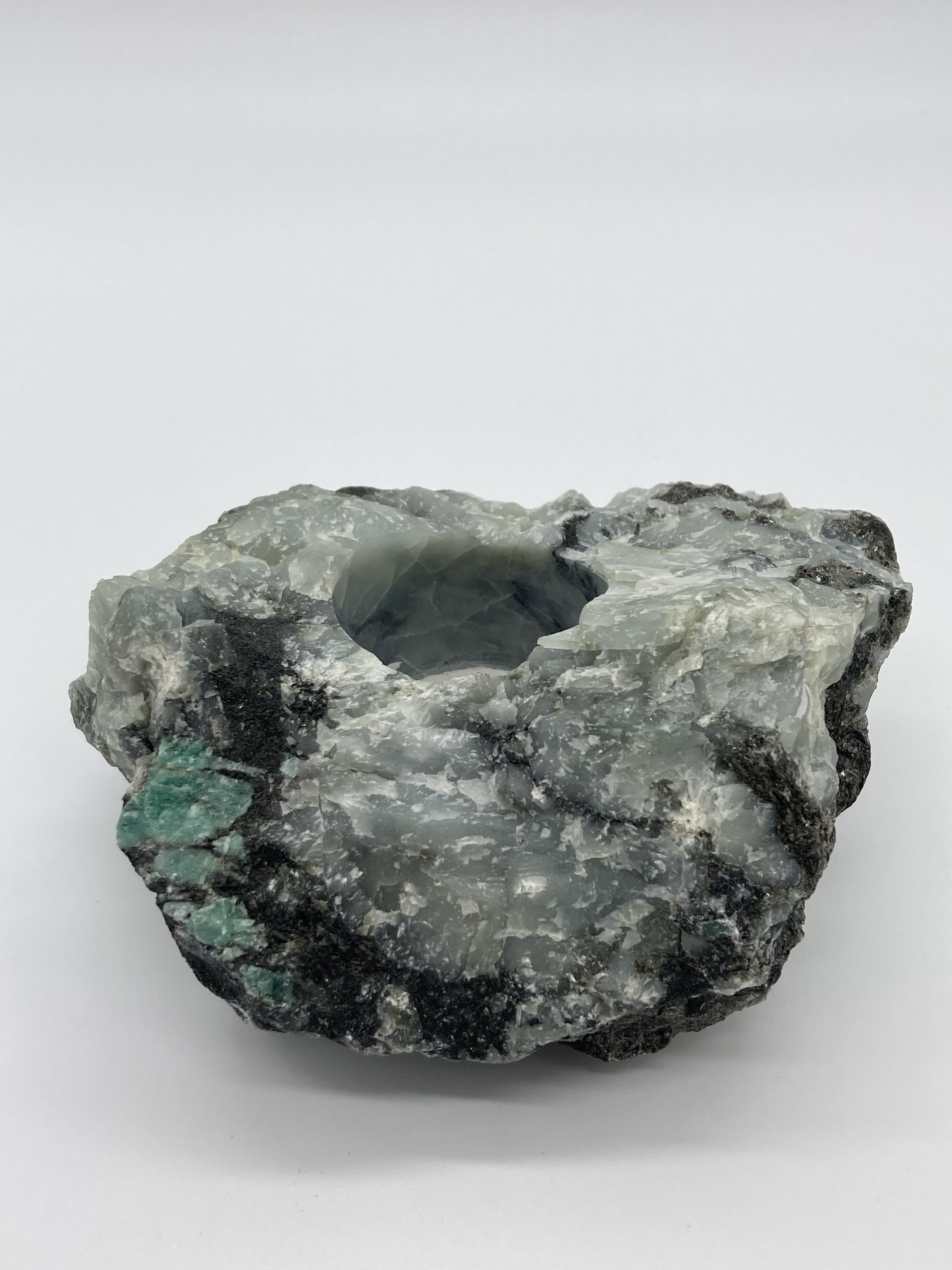 Emerald Candle Holder 1